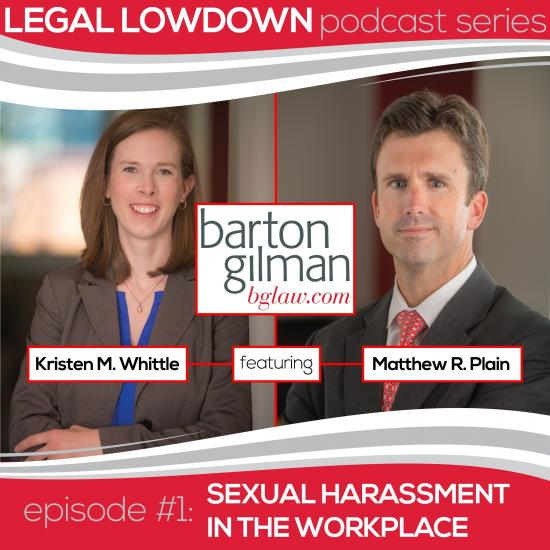 Legal lowdown podcast