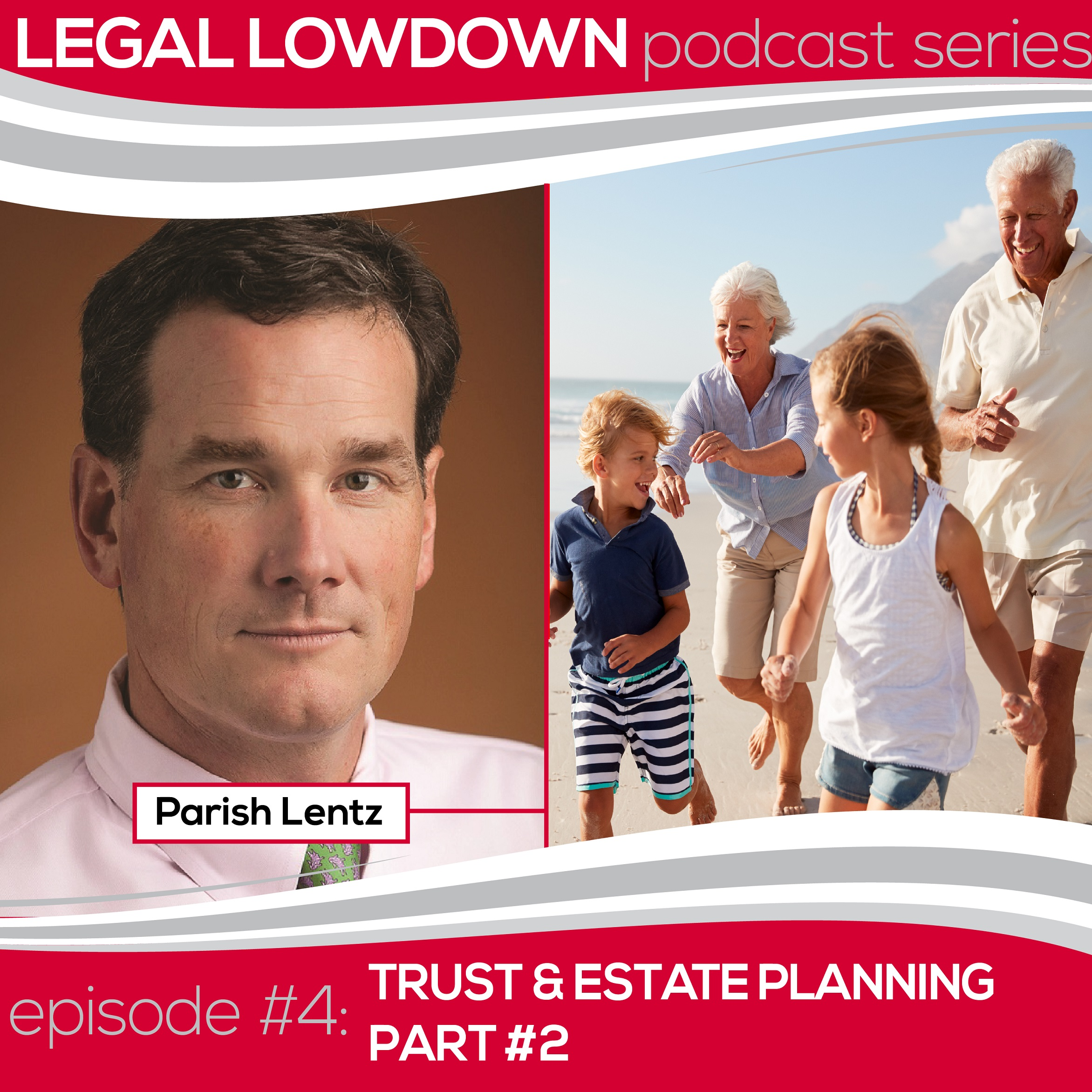 Legal Lowdown Podcast – Episode #4 – Trust & Estate Planning (Part #2)