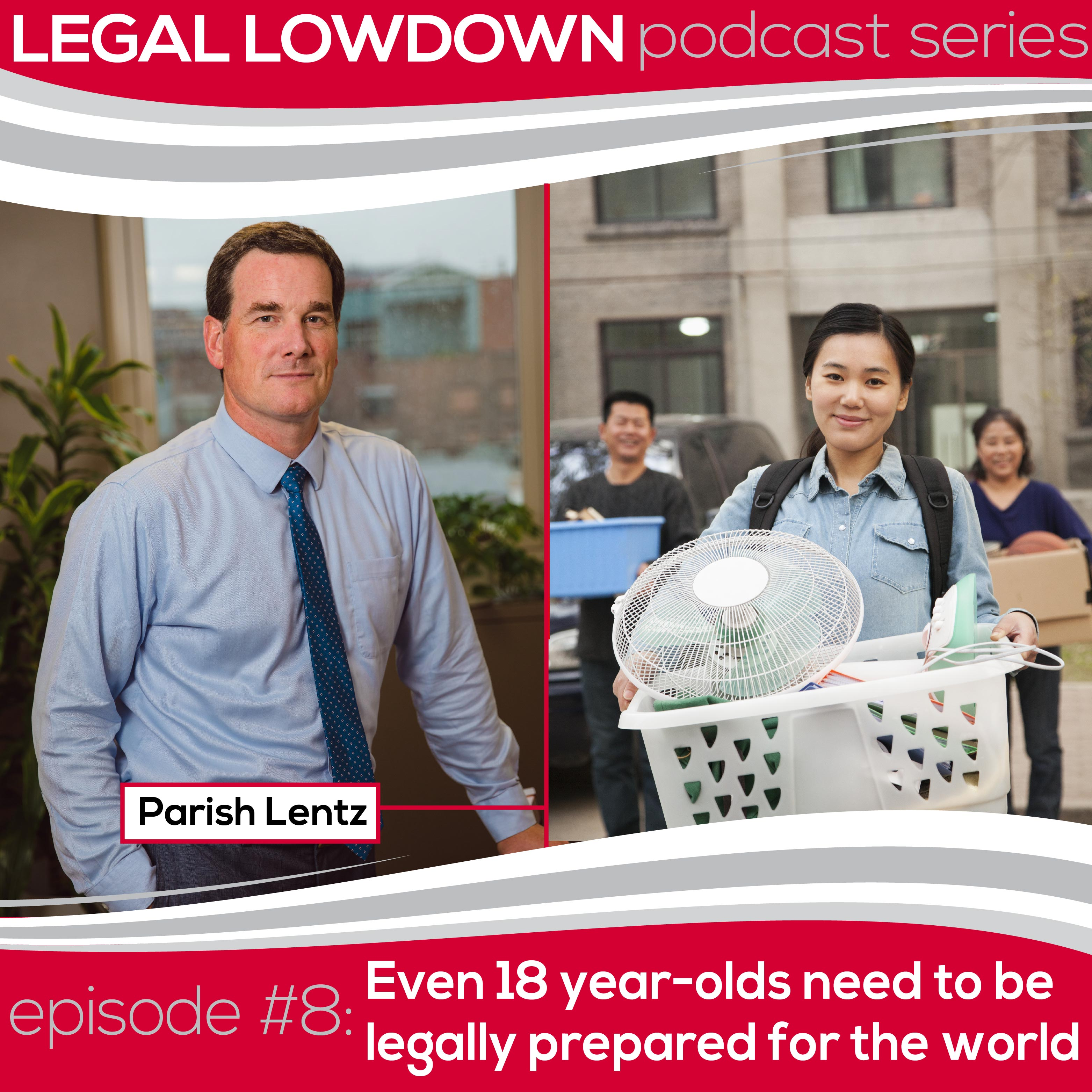 Legal podcast